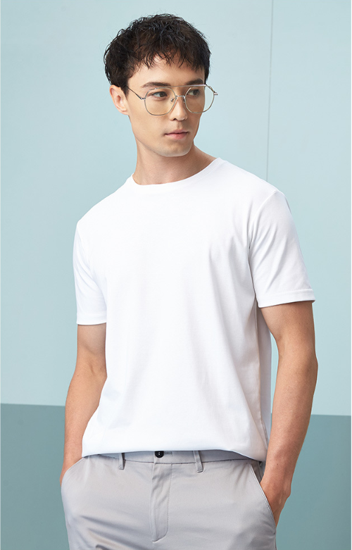 精选长绒棉品质T恤(图6)
