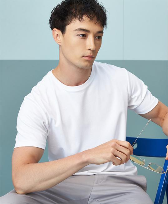精选长绒棉品质T恤(图5)