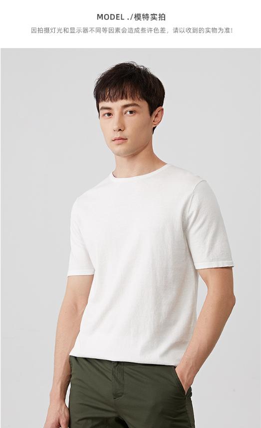 精品纯棉T恤(图5)