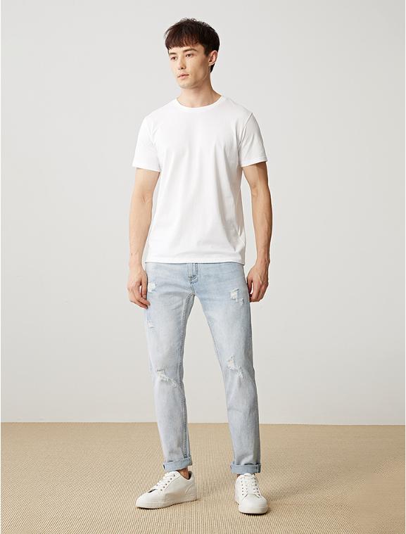 加厚精梳棉精品T恤(图7)