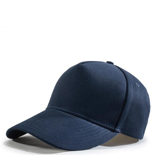 高档藏青色商务棒球帽定制(图6)