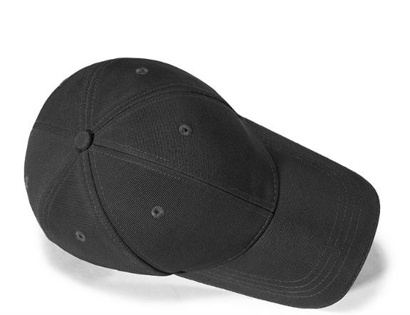 经典大红色高品质六瓣棒球帽(图5)